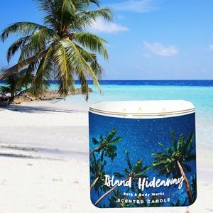 "NEW ""Island Hideaway"" Candle"